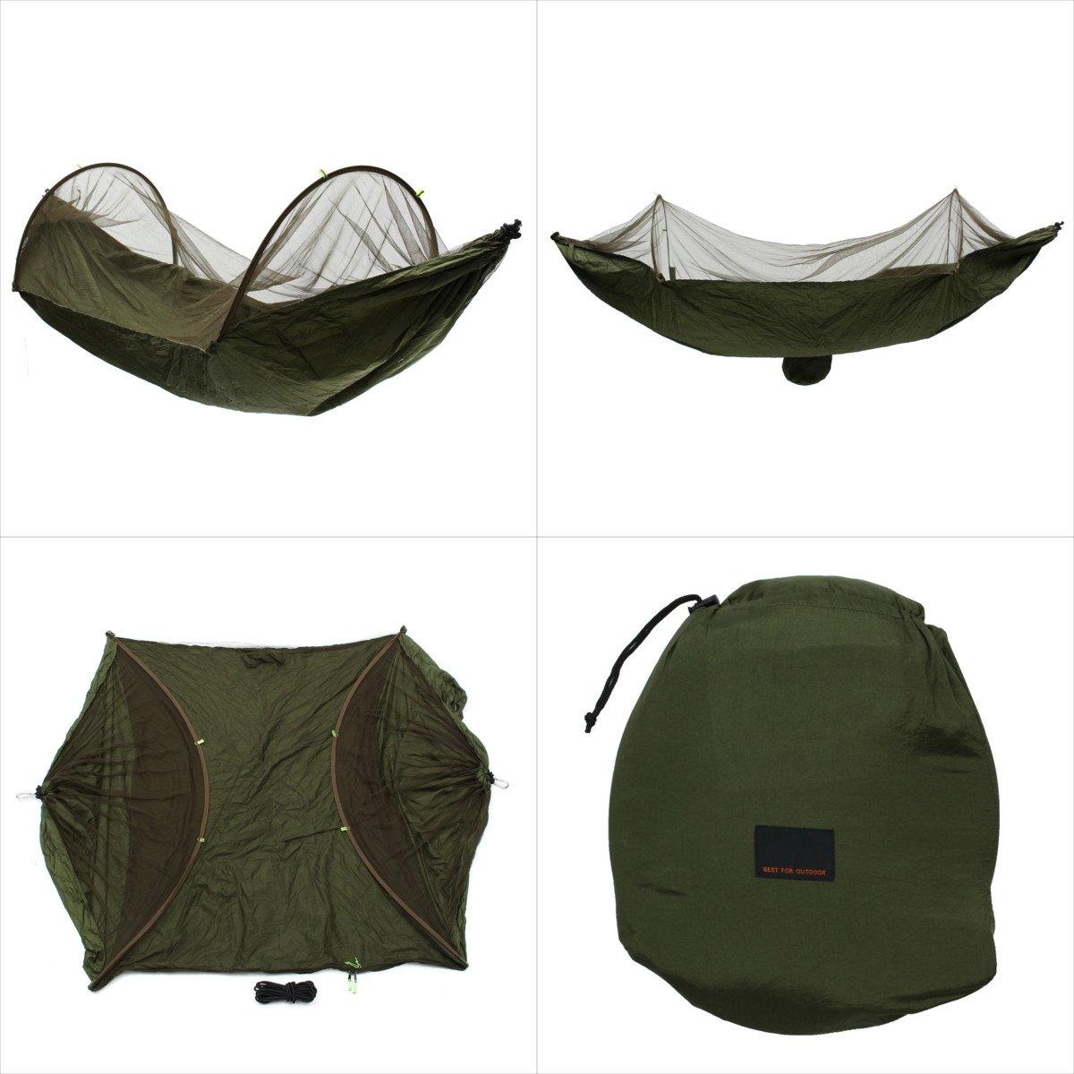 LaDicha 290X145Cm Durable Al Aire Libre Camping Colgante ...
