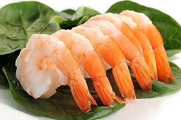 4 lbs peeled deveined jumbo shrimp amazon com grocery gourmet food