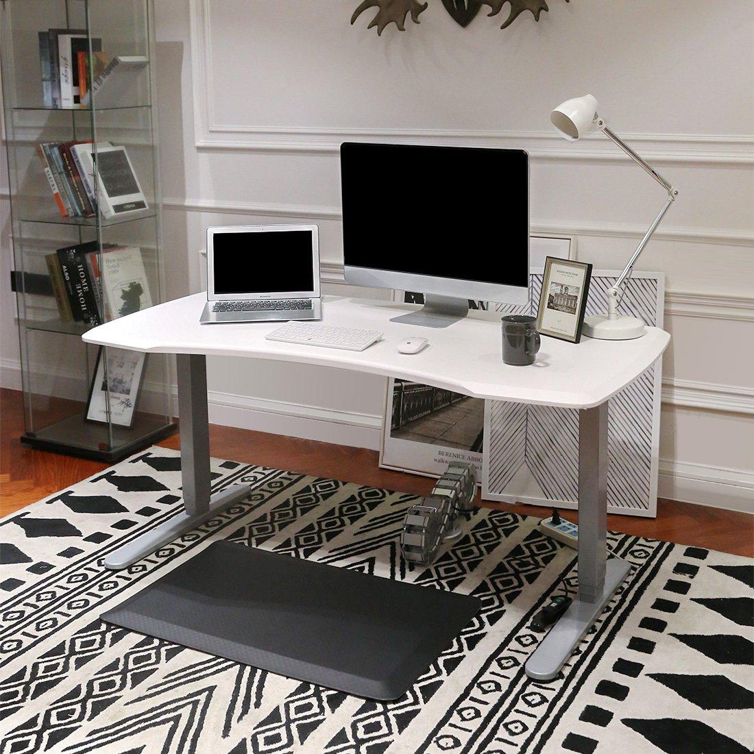 Flexispot stabile Tischplatte 2,7 cm stark - DIY Schreibtischplatte Schreibtischplatte Schreibtischplatte Bürotischplatte Spanholzplatte d75f4b