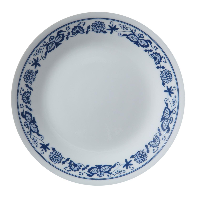 Corelle Livingware True Blue 6.75'' Plate (Set of 4)