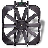 """Flex-a-lite 35 Electra-Fan II 15"""" Electric Fan"""