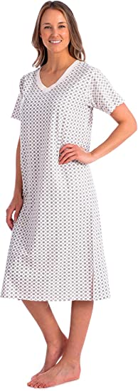 Patricia Soft Cotton Flannel Nightgown for Women