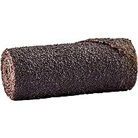 Merit Abrasive Cartridge Roll Grit 60 Roll 3//8 Diameter x 2 Length 1//8 Arbor Pack of 100 Aluminum Oxide