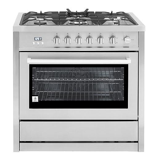 Amazon.com: Cosmo COS-965AGC 36.0 in. 3,8 cu. ft. Gama de ...