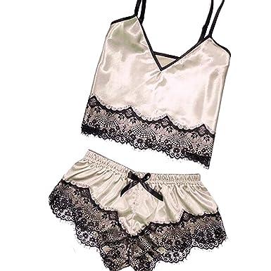 8297023a7646d Proumy Vêtements de Nuit Ensembles Femme