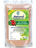 100% Natural Hibiscus Flower (ROSA SINENSIS) Powder for BOUNCY HAIRS NATURALLY by Natural Healthplus Care (1/2 lb / 8 ounces / 227 g)