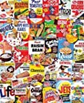 White Mountain Puzzles Cereal Boxes -...