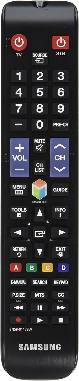 Samsung Remote Control BN59 – 01178 W: Amazon.es: Electrónica