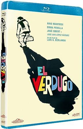 El verdugo [Blu-ray]: Amazon.es: Luis García Berlanga: Cine y ...