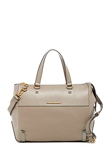 f970f77b9d11 Amazon.com  Marc by Marc Jacobs Women s Sheltered Island Satchel ...