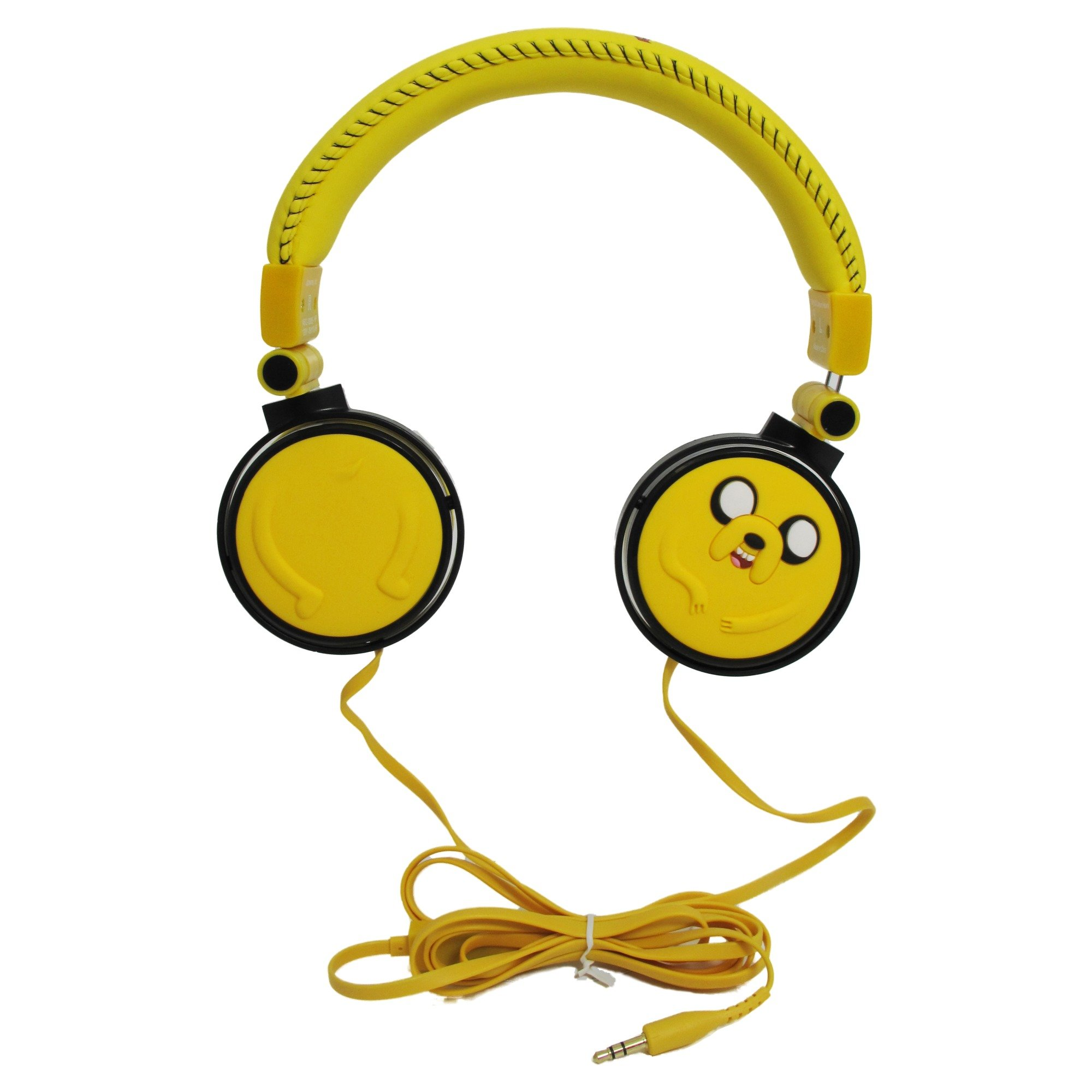 Adventure Time 14512 Jake Headphones by Adventure Time
