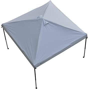 Ozark Trail Replacement Canopy Top for 10 x 10 Straight Leg Canopy (100 sq Ft  sc 1 st  Amazon.com & Amazon.com : Ozark Trail Replacement Canopy Top for 10 x 10 ...