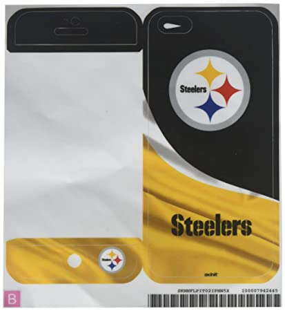 Image Unavailable. Image not available for. Color  NFL Pittsburgh Steelers  iPhone ... 0679f175a
