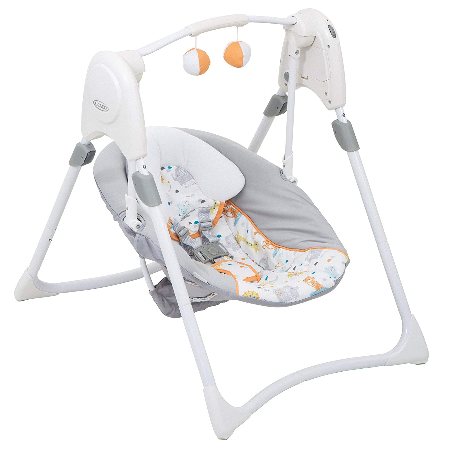 Graco Slim Spaces Schaukel Daydream