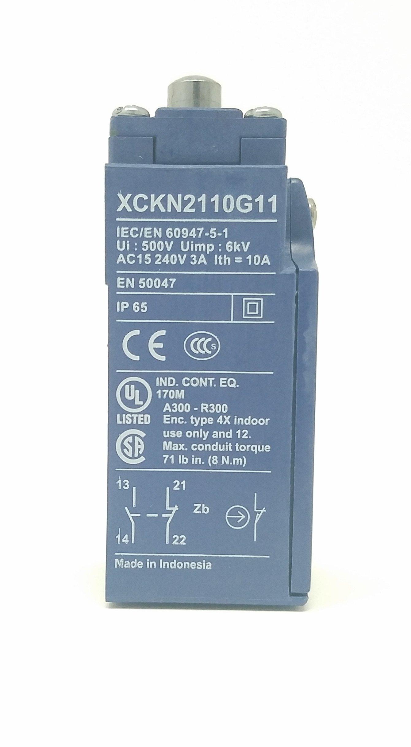 SCHNEIDER ELECTRIC XCKN2110G11 Limit Switch