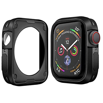 Amazon.com: M MYECOGO - Carcasa rígida para Apple Watch ...