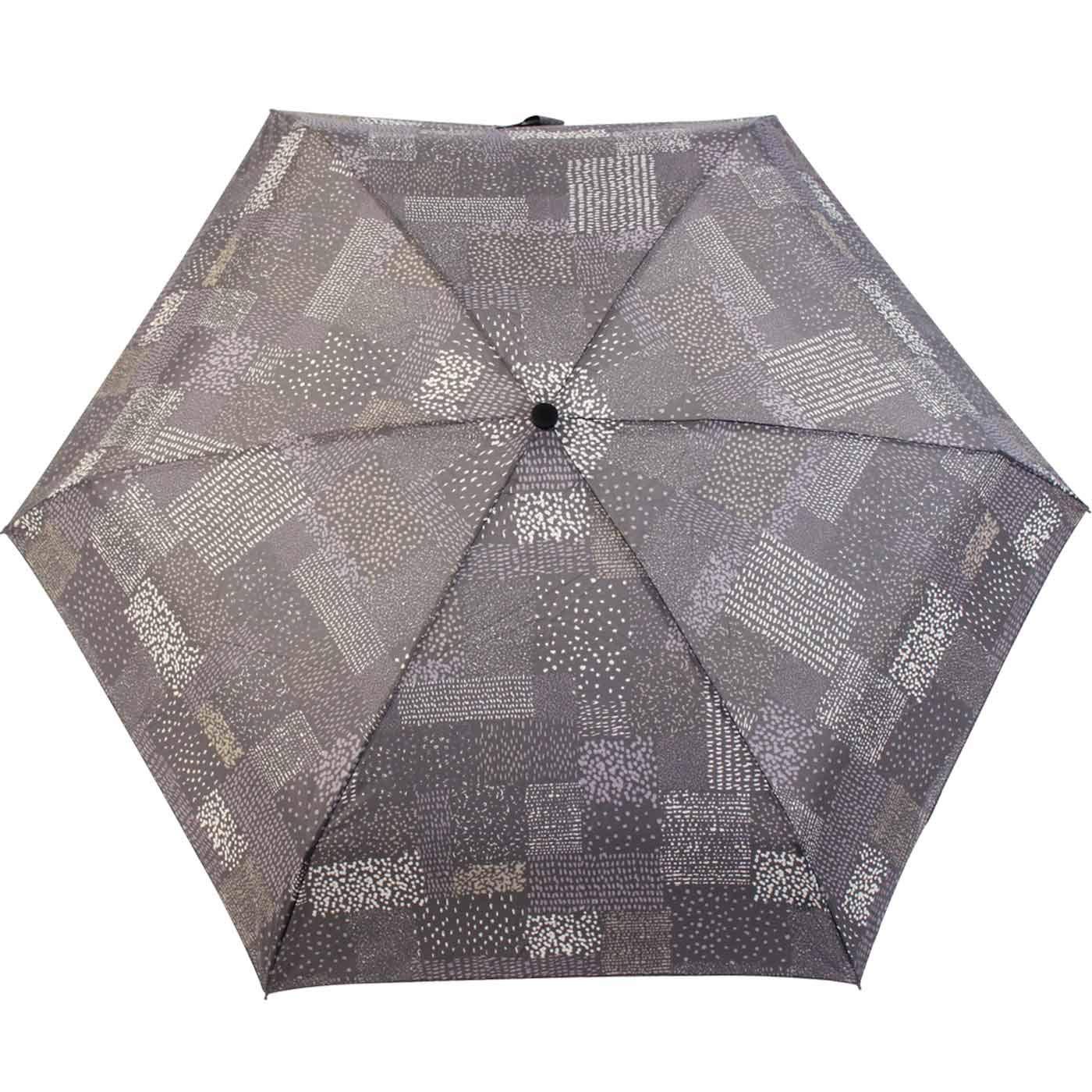 Pierre Cardin Parapluie pliants Femme Marron Allover 99 cm