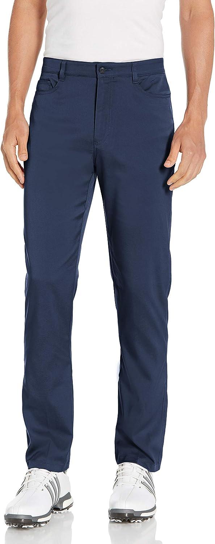 PGA TOUR Men's Flat Front Comfort Stretch 5 Pocket Pant at  Men's Clothing store