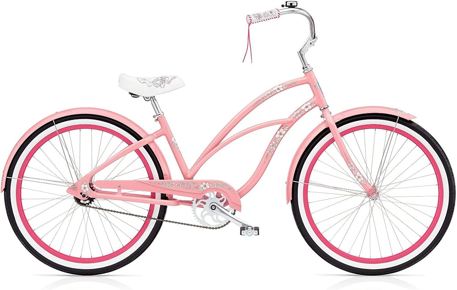 Electra Cruiser Hawaii 3i ladies 3 marchas Mujer bicicleta Cruiser ...