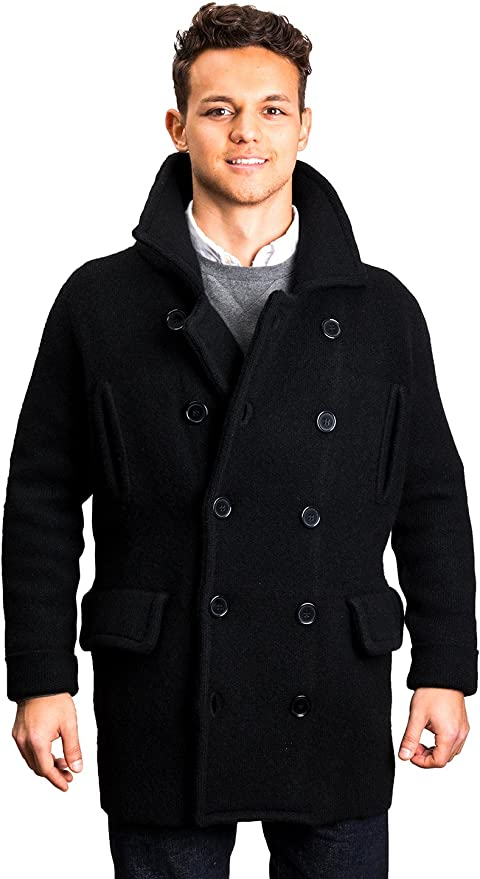manteau 3 4 homme tibet