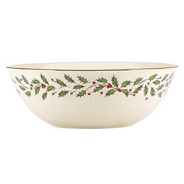 Lenox 830141 Holiday Large Bowl