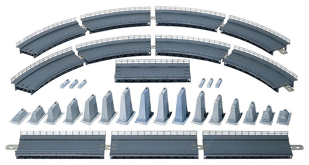 Faller 120470 Up/Over Brdg St/Marklin C HO Scale Building Kit