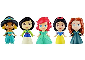 Tomy T8886eu1 Pocket Money Disney Princess Cute Figuren