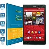 PREMYO verre trempé Z3 Tablet Compact. Film protection Xperia Z3 Tablet Compact avec un degré de dureté de 9H et des angles arrondis 2,5D. Protection écran Z3 Tablet Compact