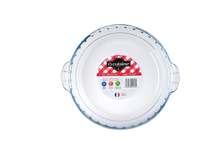 Ô cuisine - Molde Tarta, Redondo, Gris, 22 cm: Amazon.es: Hogar