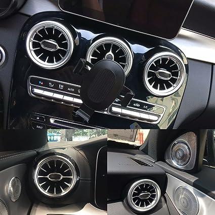 Amazon.es: 5pcs Set coche ambientador de aire acondicionado de ...