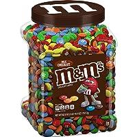 Deals on M&Ms Milk Chocolate Candies Jar 62oz