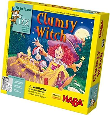 HABA Clumsy Witch