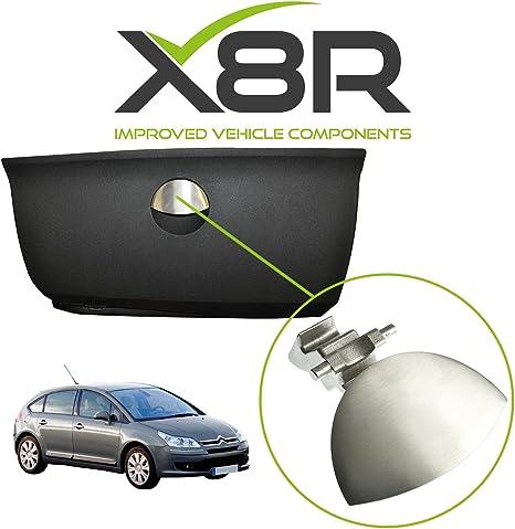 CITRO/ËN C4 Glove Box Compartment Lid Handle Replacement Repair Fix Kit Stainless