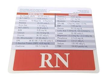 Amazon.com: RN Badge Buddy – Tarjeta de identificación ...