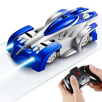 SGILE Auto Telecomandata, 4WD RC Auto con 360 Rotazione Scalatore