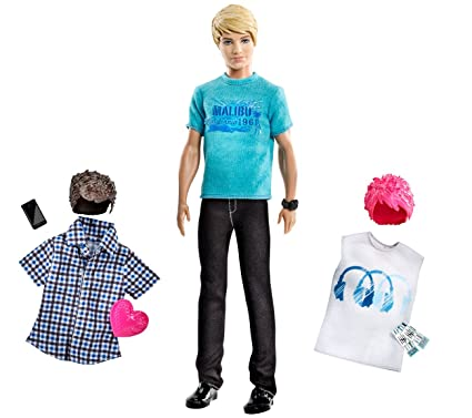 Barbie and ken dating games
