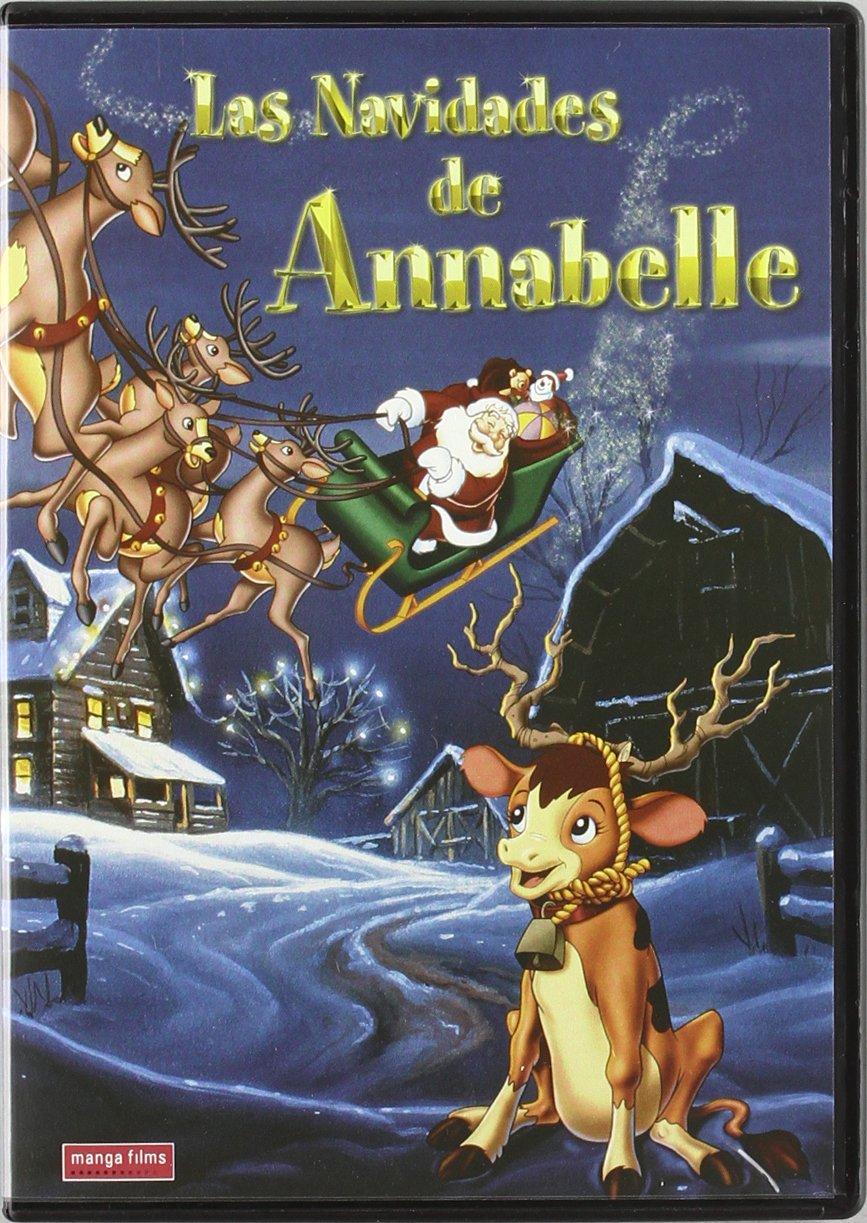 Las Navidades de Annabelle DVD 1997 Annabelle's Wish