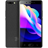 KEN XIN DA S7 Unlocked Smartphones 5.0 Inches Display 13MP +8MP Dual Camera Dual SIM Cell Phones Android 16GB+2GB 4500mAh 4G LTE Phone (Grey)