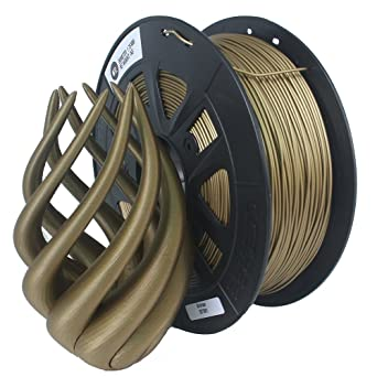 cctree 3d printer metal bronce Filled filamento 1.75 mm for ...