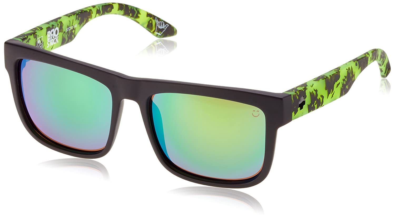 Spy Sonnenbrille BROSTOC discord, happy bronze/green spectra, 183119046225