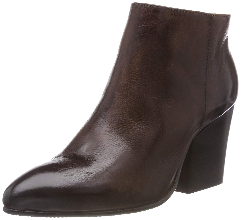 SELECTED FEMME Damen Slfamber Zip Leather Stiefel B Stiefeletten