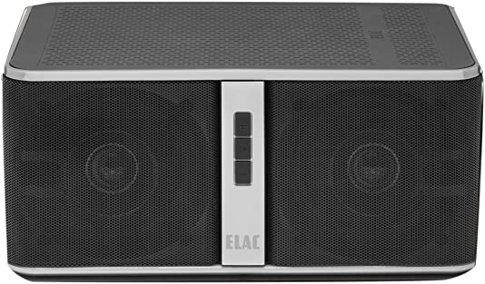 Elac DS-Z31W-G Discovery Z3 Wireless Speaker for Streaming Music Black