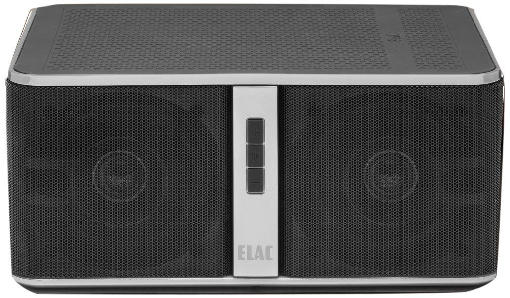 ELAC DS-Z31W-G Discovery Z3 Wireless Speaker for Streaming Music Black