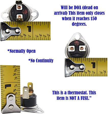 Part OEM Ge WB27X11213 Thermostat Genuine Original Equipment Manufacturer