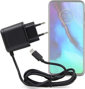 DURAGADGET Cargador de Pared USB C Compatible con Smartphone Moto ...
