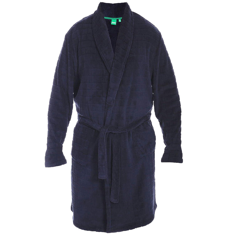 Mens Duke 555 Dressing Gown Big Tall King Size Soft Plush Fleece Robe DUKE D555 KS19002B
