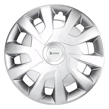 Michelin 92022 Tapacubos Michelle para Transporter, Van y caravanas, 4 Piezas, 38,