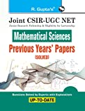 Joint CSIR-UGC NET: Mathematical Sciences - Previous Years' Papers (Solved)