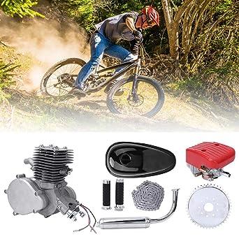 Kit de motor de bicicleta de 100cc, Kit de motor de bicicleta Kit ...