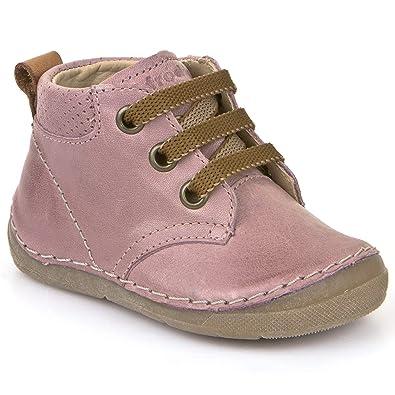Royaume-Uni disponibilité 9d6cd 5c838 FRODDO , Chaussures de Ville à Lacets pour Fille Rosa 21 EU ...